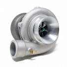 TX-60-62 Billet Compressor Wheel Turbocharger .70 AR, T4 Divided Flange, 3 in. V-Band Exhaust